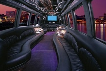 Ultimate Party Bus / If you had a travelling party bus, which celebrities who you invite? / by Danielle Archer