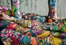 Tatted / tattoos / by chelsea malevich