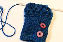 yarn love / yarn fiber fabric sew crochet knit  / by Radka Kulisik