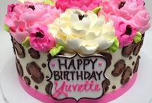 Cake Ideas / by Bobette Seymour