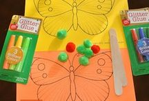 Summer Reading Club Idea / by Stacey Self Huebel 🐞