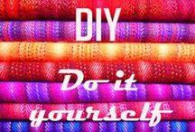 DIY Inspirations / DIY - do it yourself heißt das Zauberwort! Hier findet ihr unsere Inspirationen ♡