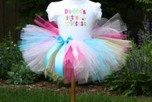 How to Make a Tutu / SEWING | Tutorials and ideas for how to make a tutu and other things to do with tulle.