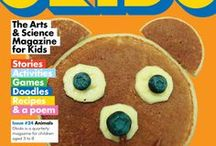 OKIDO Digital 24 / Digital images of Okido 24 which is all about animals?  / by OKIDO Magazine