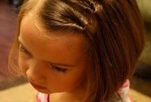 Frisuren / Kinderfrisuren mal anders