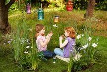 Green fingers & garden decor