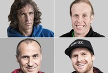 Silent Interview with our GORE-TEX® Athletes / Get to know four of our GORE-TEX® Pro athletes as you have never seen them before. We asked, they answered – using only body language! Curious? Here are the surprising insights!