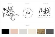 Beautiful Logos & Branding / Logos and branding materials that will inspire you.