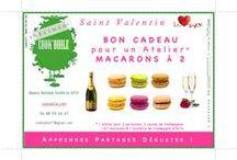 Ateliers de Cuisine et de Patisserie Fontainebleau