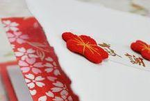 Invitation 招待状 / ハートフルウェルカムのオリジナル結婚式招待状。