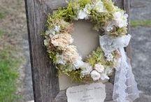 Welcome board ウェルカムボード / プリザーブドフラワーを使用したハートフルウェルカムオリジナルのウェルカムボード。 結婚式はもちろんショップの開店祝いやプレゼントとしてもご利用ください。