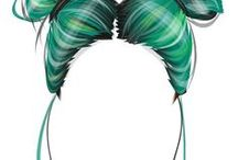 Stardoll Stardesign Hairs / The Best stardesingn hairs for you by the best hair desingers :)