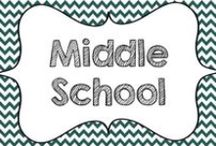 Middle School / Resources for middle school teachers