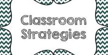 Classroom Strategies / Effective strategies for any classroom