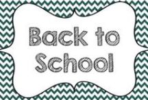 Back to School / Resources for teachers and parents to get ready for back to school