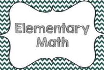Elementary Math / All things math for grades 1-5