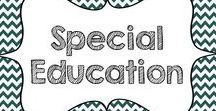 Special Education / Special education resources for all grade levels