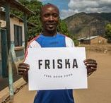 Friska X DEKI / 10p from every pot of Friska Pho noodles goes towards funding a Deki entrepreneurs loan. So you can be certain that a portion of your portion is helping to break the poverty cycle.