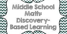 Middle School Math: Discovery-Based Learning