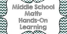 Middle School Math: Hands-On Learning