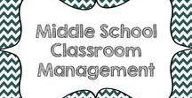 Middle School Classroom Management