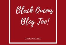 Black Queens Blog Too ~ (Group Board) / TO ALL AMAZING BLACK QUEENS WHO BLOG: share your best blogging content here! Rules: only high quality pins (so we can get the board to rank!) NO DUPLICATE PINS for 5 days. to join, follow me, this board, and subscribe to my monthly newsletter at www.inshep.com/subscribe. Send me a message on Pinterest once your done and I will be happy to add you! Pin as much you like, repin 1 pin for every pin you post! Happy pinning!