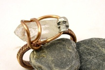 Jewelry Rocks My World / I love a great gift ... when it is being given to me / by Lizz Martensen