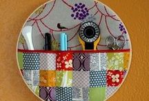 Craft & Sewing Project Inspiration / An ideas board for de-stashing, gift giving or for making things for kids!