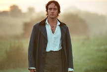 Pride and Prejudice Moments / My favorite movie of all time! / by Michelle Johnson