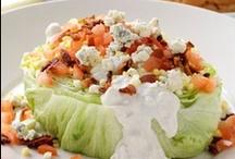 Salads / by Michelle Johnson