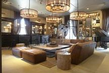 Home Sweet Home / Check out Restoration Hardware on 3rd Street!