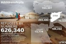 Helping refugees / by CWS