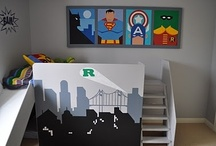 Ideas for Isaiah's Room :) / by Chrystal Urdiales