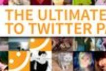 Twitter Parties / We love to host Twitter parties! Join us on Twitter for fun, conversation and prizes!