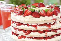 Cakes and Recipes / by anne