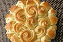 FOOD - BREAD - BUNS, ROLLS, BISCUITS, BREAD STICKS & BATTERS / by ✿♍✿•🍁 ☜- DMHL -☞ 🍁•✿♍✿