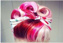 BEAUTY - HAIR - VINTAGE STYLES, MODERN WITH HINTS OF VINTAGE & MODERN / LONG & SHORT - VINTAGE STYLES, MODERN WITH HINTS OF VINTAGE & MODERN / by ✿♍✿•🍁 ☜- DMHL -☞ 🍁•✿♍✿