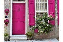 Dazzling Doors / Doors that make you wonder  / by anne