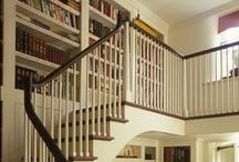 HOME - STAIRS, LIBRARY & HALLWAYS / by ✿♍✿•🍁 ☜- DMHL -☞ 🍁•✿♍✿