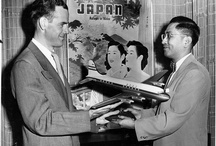JNTO New York City Office 60th Anniversary / 60 years ago today, the Japanese government established its first overseas office to promote tourism. The place was in New York City's Rockefeller Center. The year was 1952. Coincidently the first jet plane for passenger travel was also manufactured that year. What an amazing 6 decades it has been for world travel!