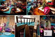 WEDDINGS, QUINCEANERA & PARTY IDEAS / by Isis Roman-Abreu