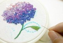 Cross stitch & Embroidery / Patterns & Techniques for Cross Stitch and Embroidery