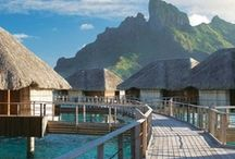 Pin.Pack.Go / Going to Bora Bora and Moorea for our Honeymoon in October. Looking for must do attractions and dining choices, travel tips, and lots of relaxation