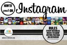 social media 101 / all things social media + marketing. facebook, instagram, tumblr, twitter and pinterest / by Megan Cutler