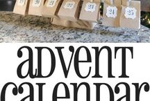 Advent ideas / For craft fair builds  / by Jennifer Mejia-Rudolph