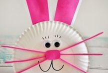 Easter Decorations and ideas for kids