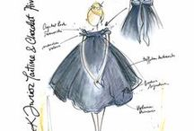Inspiration board / Discover the sketches of the FW15 collection