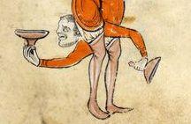 Medieval tomfoolery