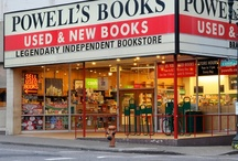 Shelf Portrait / Discover the people, places, and things that make Powell's a book lover's paradise. / by Powell's Books