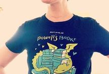 Bookish / Call it an obsession. All things book-related, from clothing to creatures to curiosities. / by Powell's Books